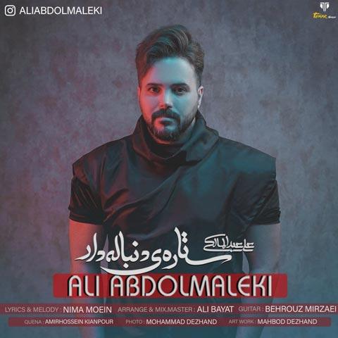 Download Music Ali Abdolmaleki Setareye Donbaledar