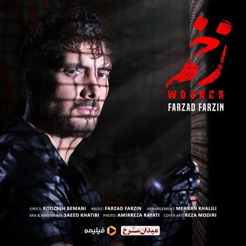 Download Music Farzad Farzin Zakhm
